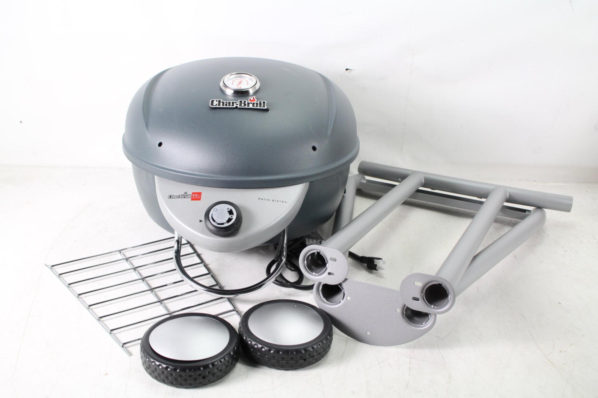 Char-Broil TRU-Infrared Patio Bistro 240 Electric Infrared ...