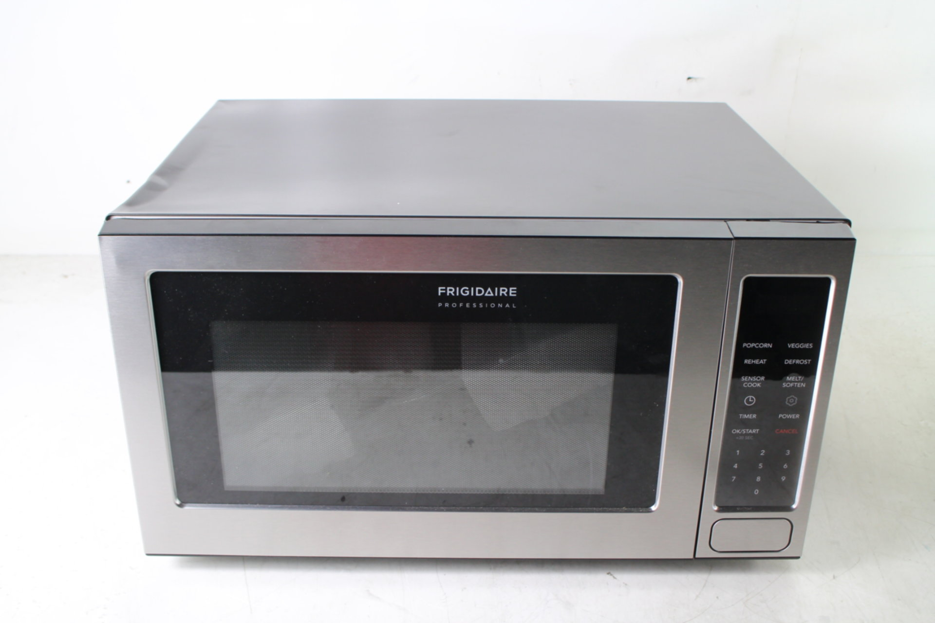 fpmo209rf frigidaire professional builtin microwave 1200w smudge proof stainless ebay. Black Bedroom Furniture Sets. Home Design Ideas
