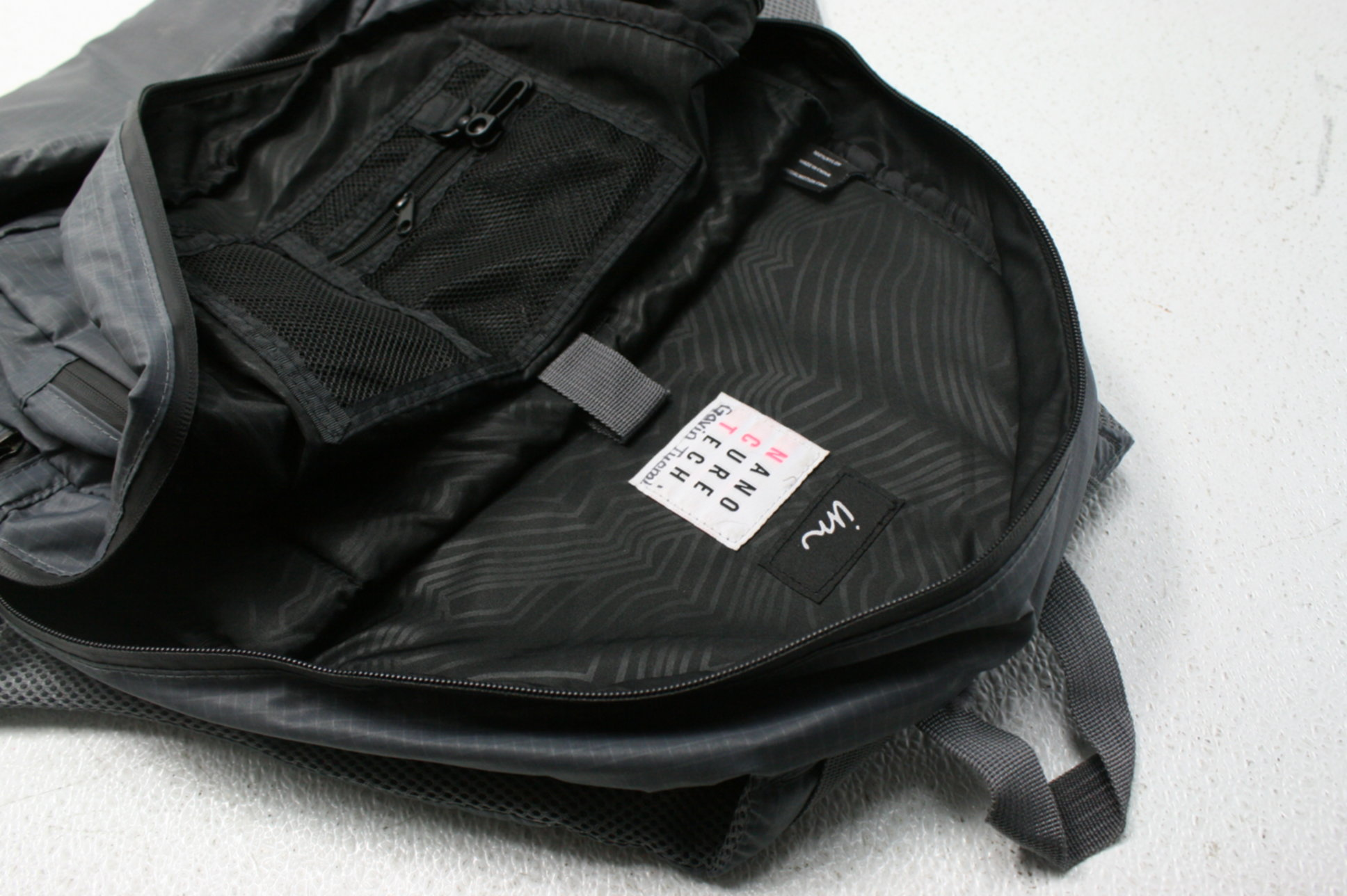 2b5f8c3c5b Imperial Motion NCT Nano Backpack Asphalt One Size with Self Healing ...