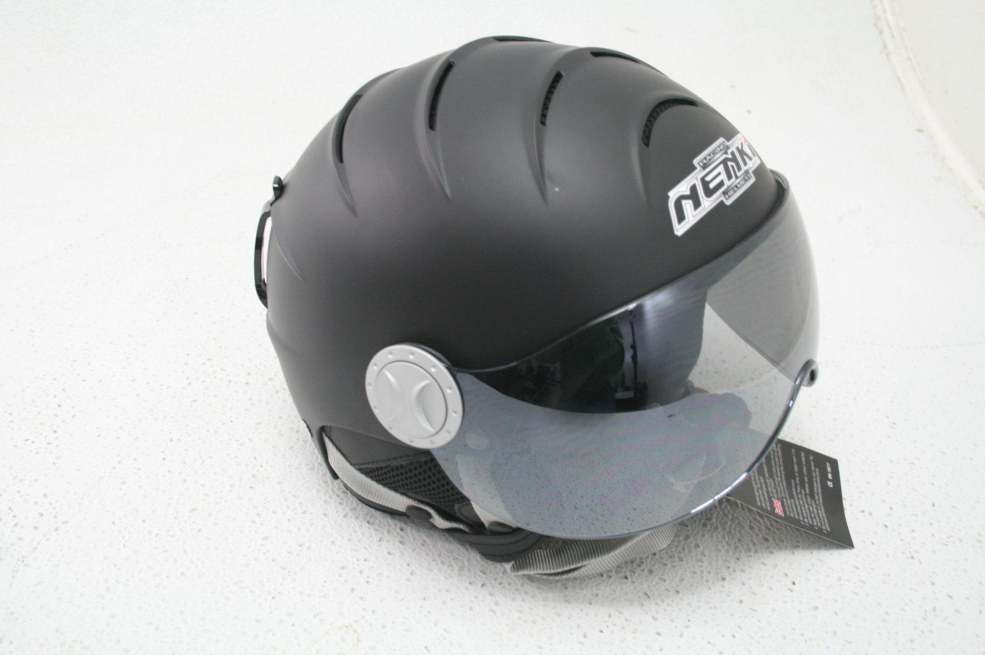 248a0f440f7 NENKI Ski Helmet with Visor Snow Sport Skiing Snowboard Helmets Men ...