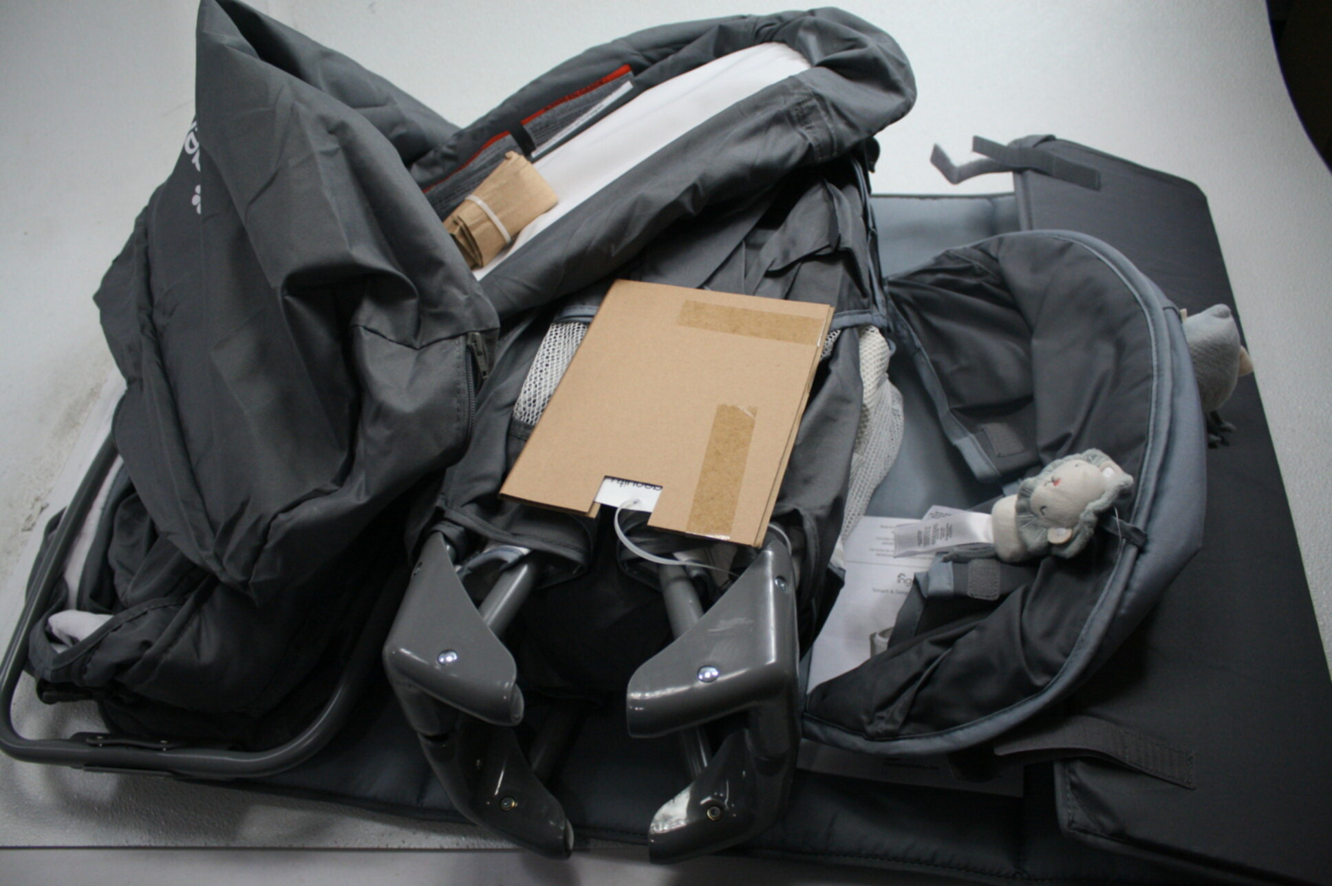 Ingenuity Smart & Simple Packable Portable Playard w ...