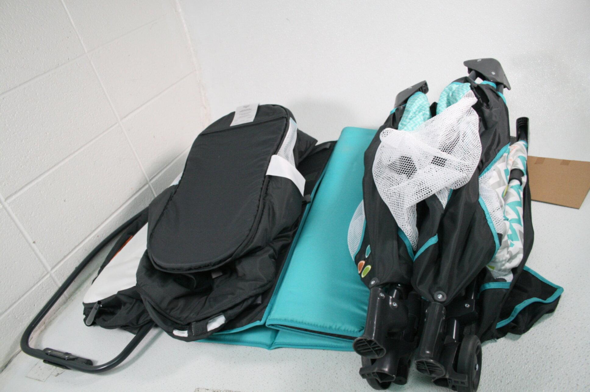 Ingenuity Smart Simple Packable Portable Playard w ...