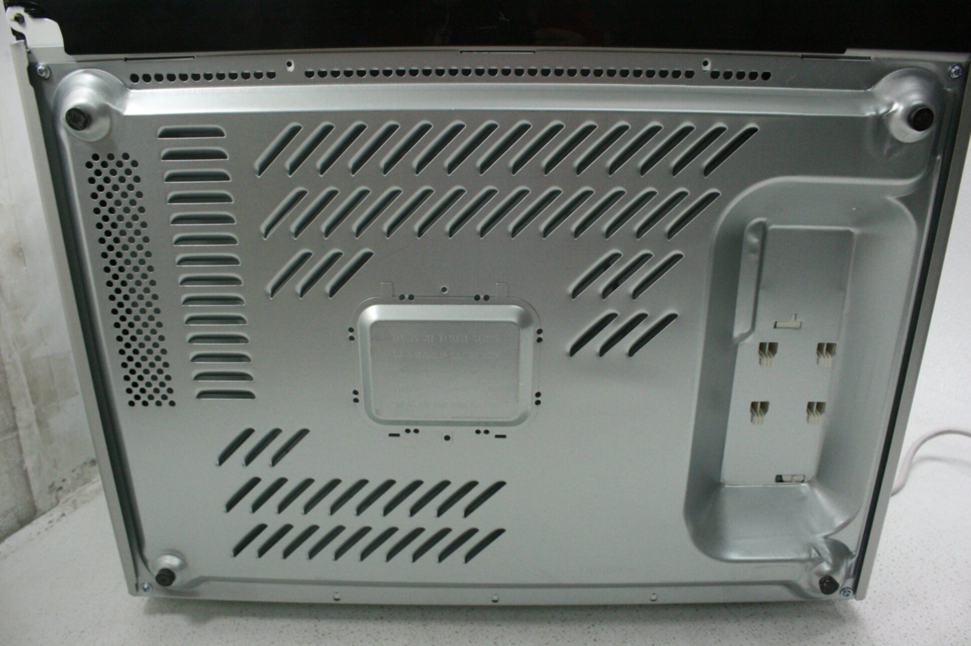 Panasonic Microwave Oven Nn Sn966s Stainless Steel