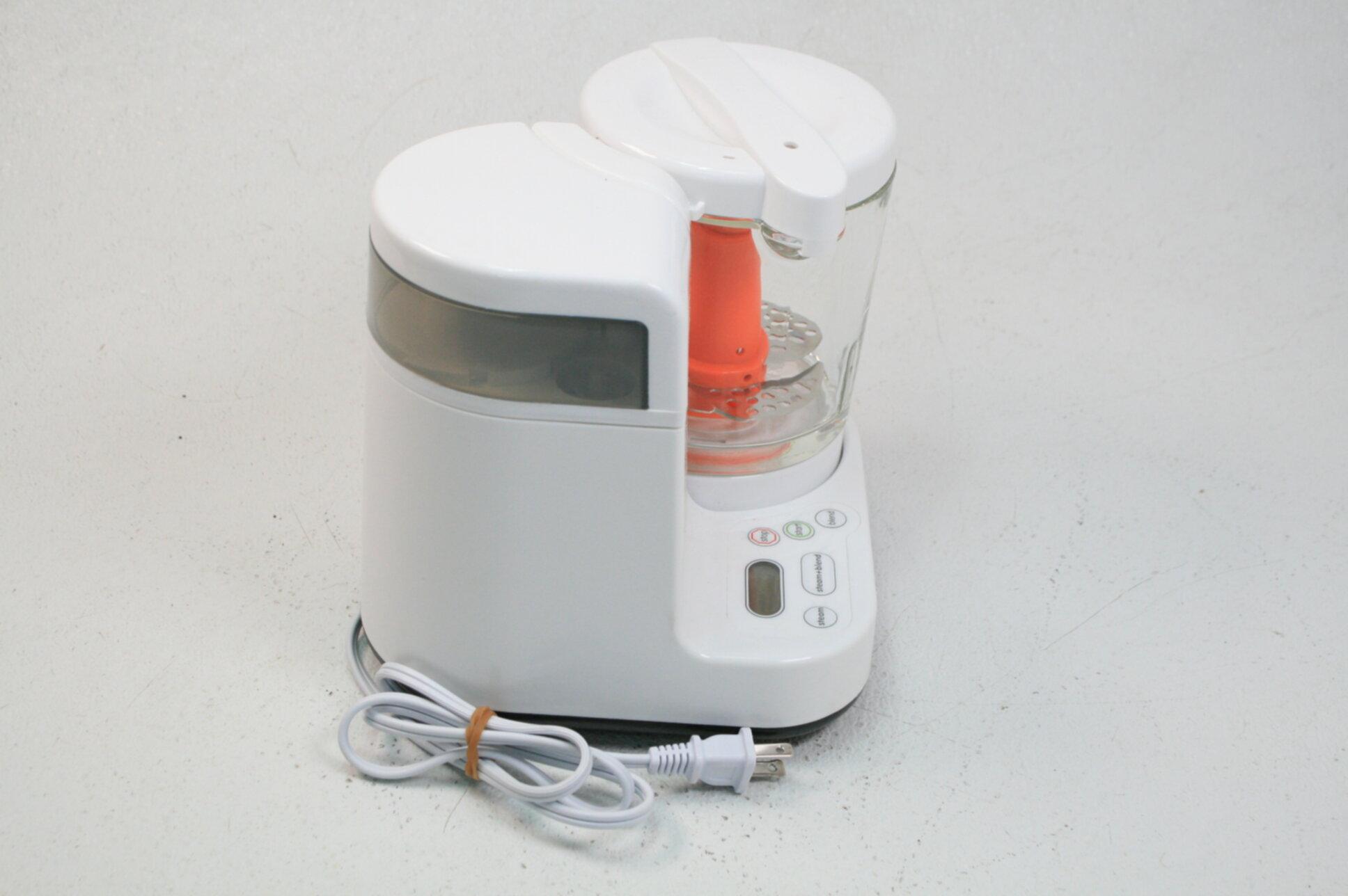 Baby Brezza BRZ00131S Glass Baby Food Maker Cooker Blender ...