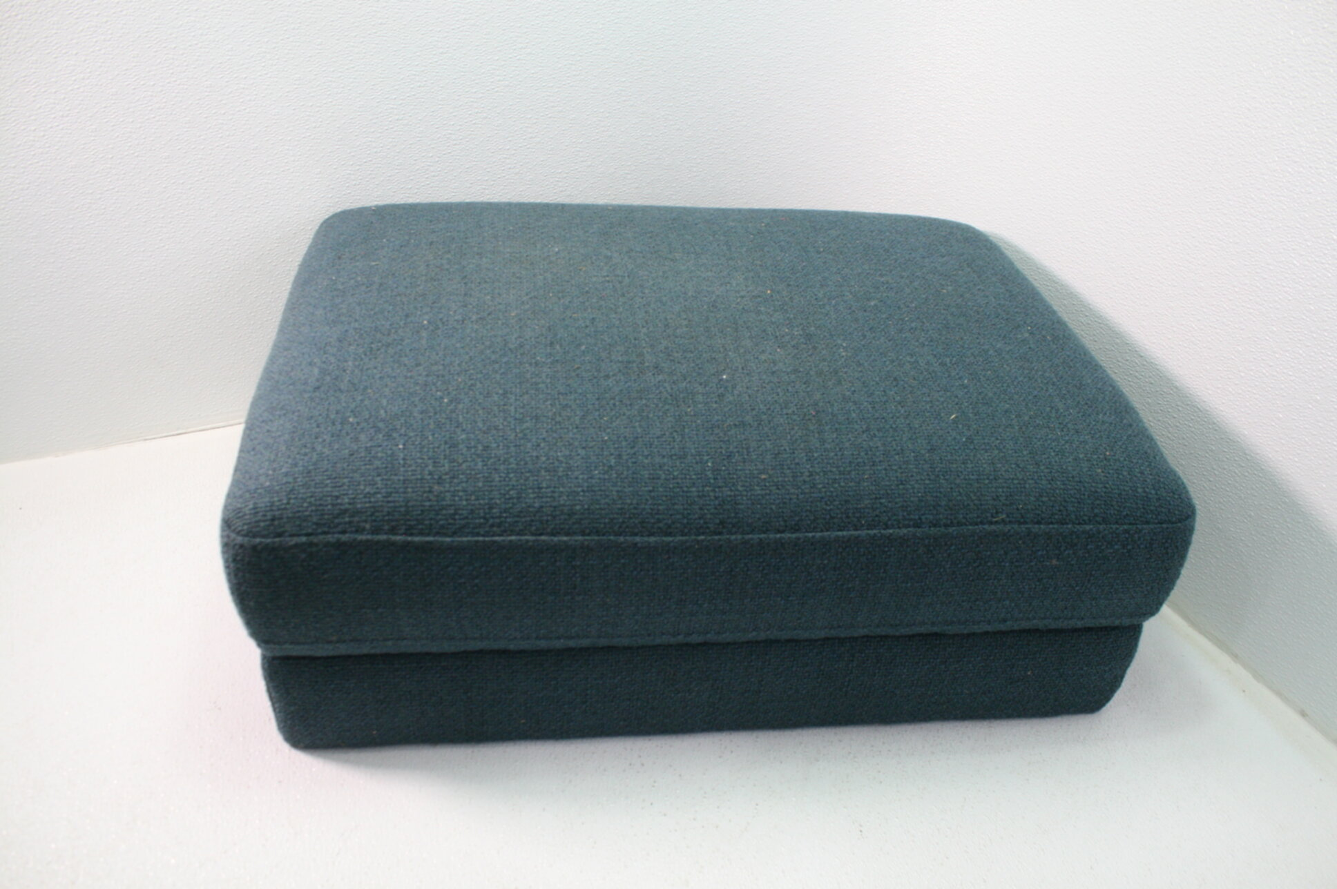 read notes amazon brand rivet abel modern contemporary ottoman 30 in width navy