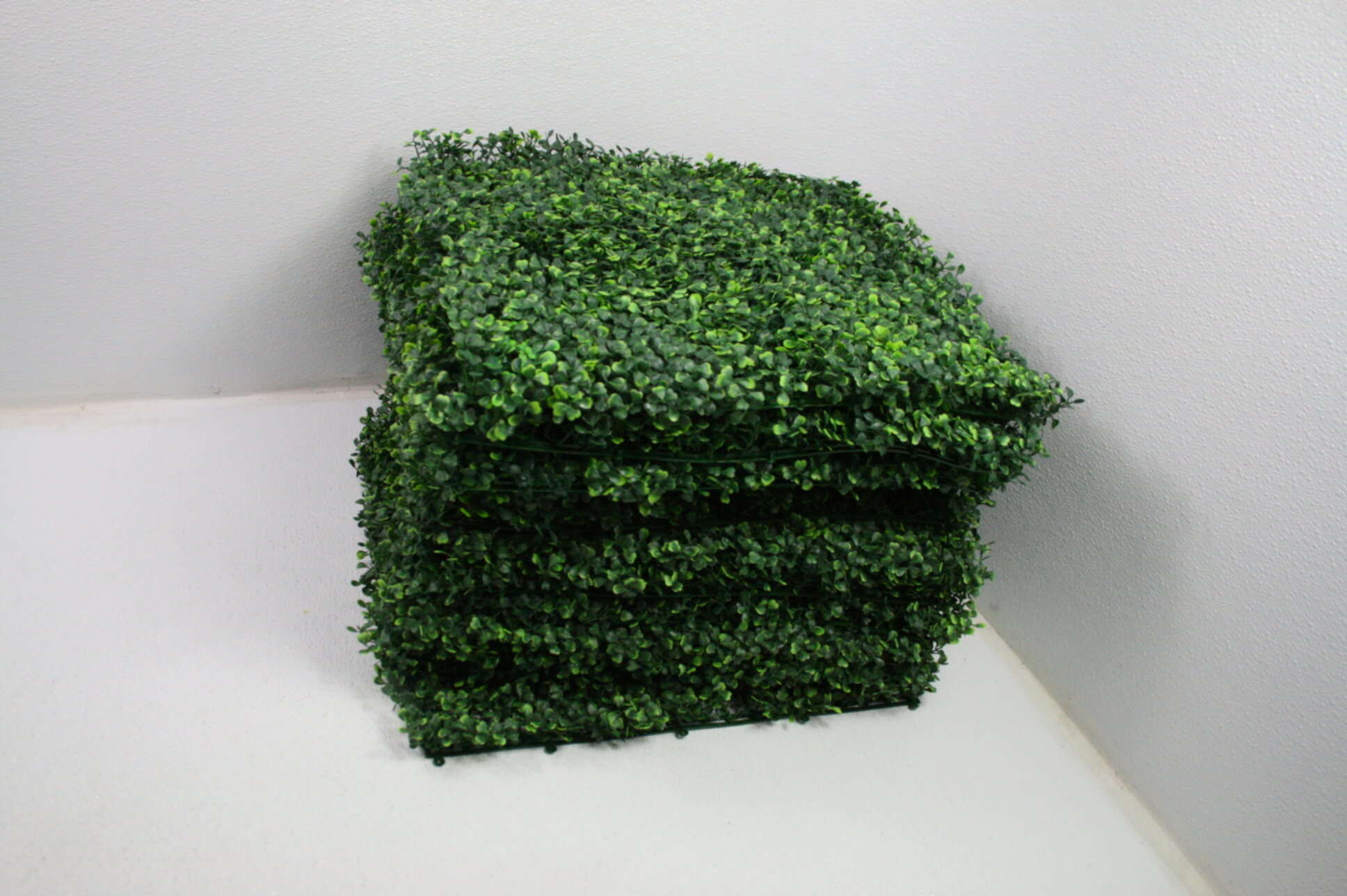 Topnew 12 Piece Artificial Boxwood Topiary Hedge Panel Uv Protection 20 X 20 Ebay