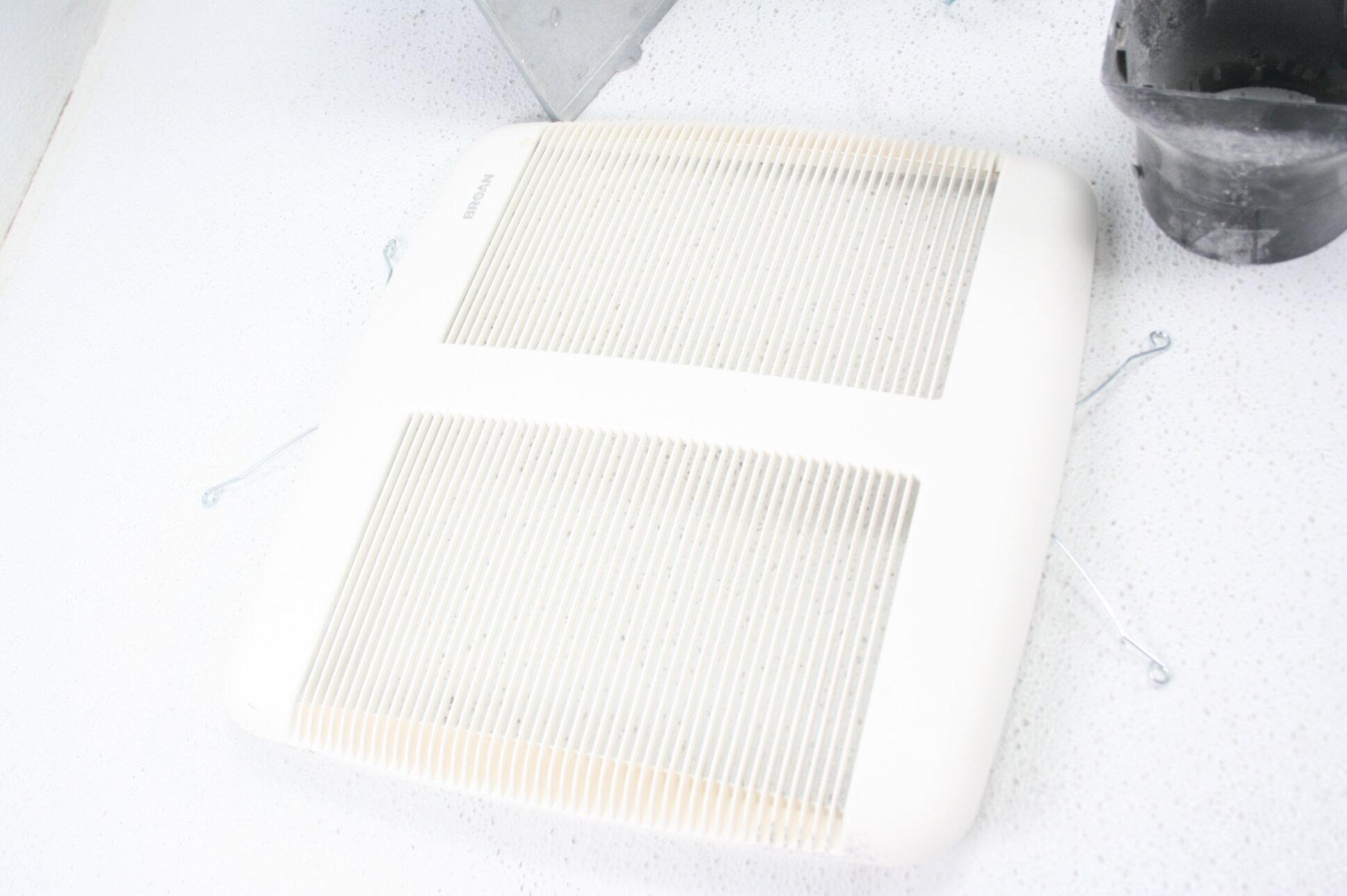 Broan Nutone SPK110 Sensonic Bathroom Exhaust Fan 110 CFM ...
